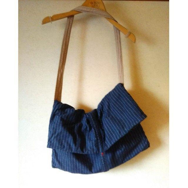 45rpm(フォーティーファイブアールピーエム)の45rpm ワンショルダーバッグ コットンバッグ オーガニックコットン レディースのバッグ(ショルダーバッグ)の商品写真