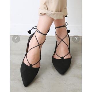 AU BANNISTER - パンプス 靴 オゥバニスター