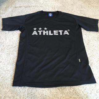 ATHLETA - ATHLEAトレーニングシャツ(上下セット)