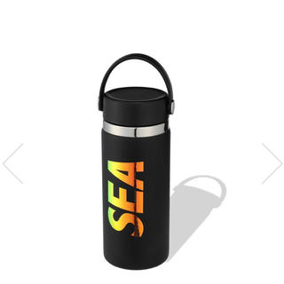Supreme - wind and sea HYDRO FLASK Black