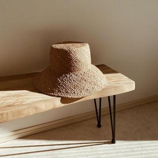 ルームサンマルロクコンテンポラリー(room306 CONTEMPORARY)のBraid Paper Hat  room306 CONTEMPORARY(麦わら帽子/ストローハット)