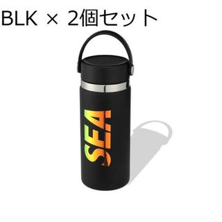 シー(SEA)のHYDRO FLASK × WDS 16OZ WIDE MOUTH BOTTLE(その他)