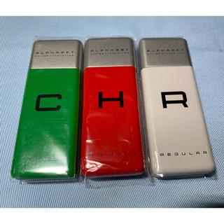 アルファベット 携帯灰皿 CHR