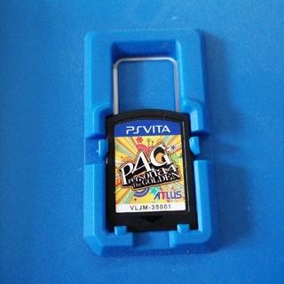 プレイステーションヴィータ(PlayStation Vita)の【専用 チャールズ様】ペルソナ4 ザ・ゴールデン Vita(携帯用ゲームソフト)
