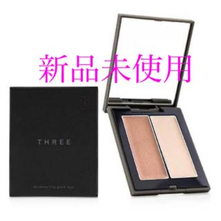 THREE - 【新品】THREE スリー シマリンググローデュオ 01