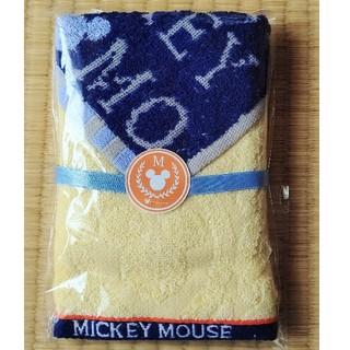 ミッキーマウス(ミッキーマウス)のミッキー タオル 未使用品(タオル/バス用品)