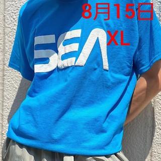 SEA - SEA (SPC) T-SHIRT / SAX (CS-224)