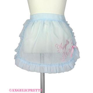 Angelic Pretty - オリジナルロゴFairyフリルエプロン