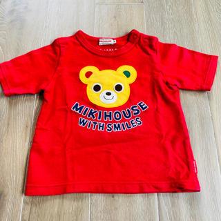 ミキハウス(mikihouse)のミキハウス プッチー Tシャツ 90(Tシャツ/カットソー)