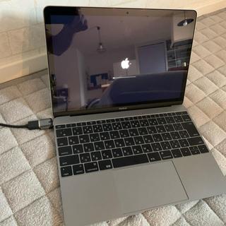 Apple - MacBook Retina 12インチ Early2016