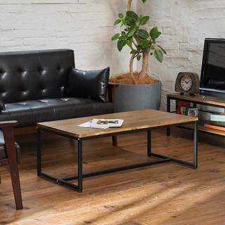 アクタス(ACTUS)の天然木 無垢 コーヒーテーブル ローテーブル(ローテーブル)