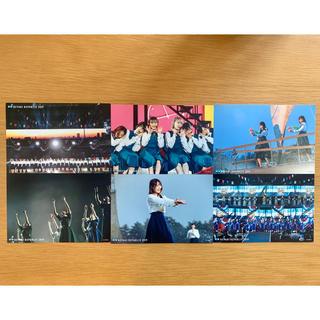欅坂46(けやき坂46) - 欅共和国2019 DVD封入特典 ポストカード