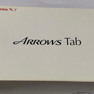 フジツウ(富士通)のdocomo ドコモ 富士通 ARROWS Tab F05E 10インチ(タブレット)