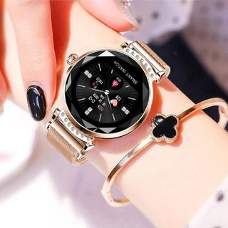【最新版】スマートウォッチ レディース 腕時計 IP67防水 着信電話通知