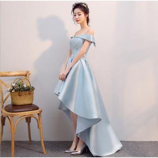 ザラ(ZARA)の345-1パーティードレス 二次会ドレス ショートドレス イブニングドレス キ(ナイトドレス)