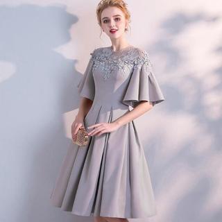 ザラ(ZARA)の344-1花嫁ドレス パーティードレス 二次会ドレス ショートドレス (ナイトドレス)