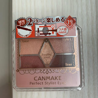 CANMAKE - パーフェクトスタイリストアイズ19