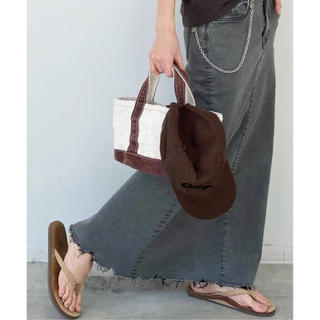 L'Appartement DEUXIEME CLASSE -  L.L.Bean /エル・エル・ビーンCanvas tote bag mini