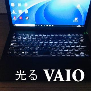 SONY - ★超高速/SONY VAIO/i3-5005U/SSD/カメラ/ノートパソコン