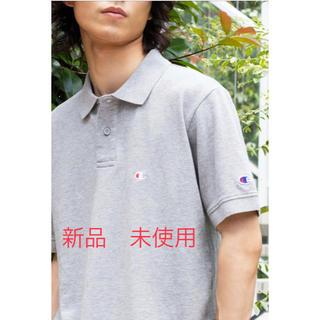 チャンピオン(Champion)の(チャンピオン) Champion ポロシャツ 半袖グレー(ポロシャツ)