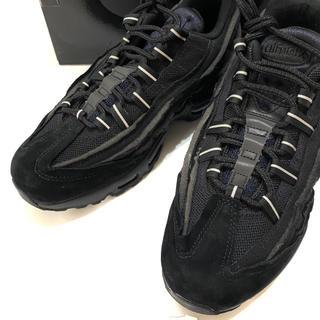 コムデギャルソンオムプリュス(COMME des GARCONS HOMME PLUS)の【新品】コムデギャルソン × エアマックス95  スニーカー 靴(スニーカー)