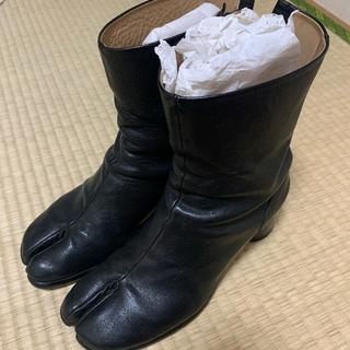 Maison Martin Margiela - マルジェラ 足袋ブーツ ヒール