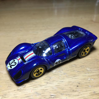 ホットウィール【 フェラーリP4 】レアカラー