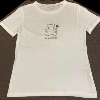 BURBERRY - 【訳あり価格!】バーバリー トィンクルベアー Tシャツ 160A
