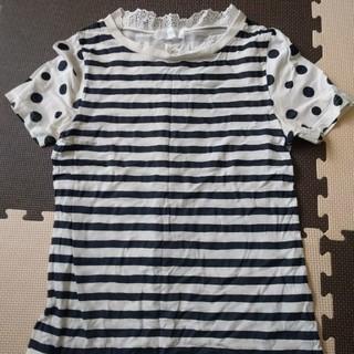 ジェーンマープル(JaneMarple)のジェーンマープル ボーダーTシャツ(Tシャツ(半袖/袖なし))