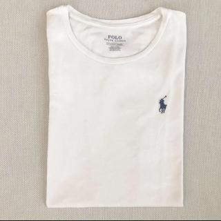 ラルフローレン(Ralph Lauren)の《美品》ラルフローレン レディース丸首Tシャツ(Tシャツ(半袖/袖なし))