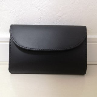 ホワイトハウスコックス(WHITEHOUSE COX)のホワイトハウスコックス ユナイテッドアローズ別注  三つ折財布(折り財布)