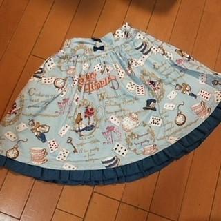 Shirley Temple - シャーリーテンプル アリススカート サイズ130