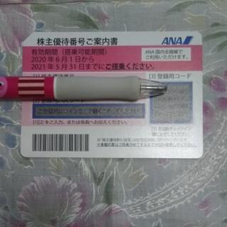 エーエヌエー(ゼンニッポンクウユ)(ANA(全日本空輸))の ANA 株主優待券(その他)