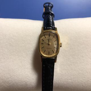 オメガ(OMEGA)のOMEGA 手巻き レディース 腕時計 オリジナル尾錠(腕時計(アナログ))