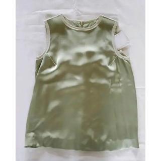 マルタンマルジェラ(Maison Martin Margiela)のマルタンマルジェラ トップス タンクトップ ブラウス(Tシャツ/カットソー(半袖/袖なし))