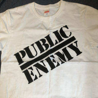 Supreme - Public Enemy Blow Your Mind Tee