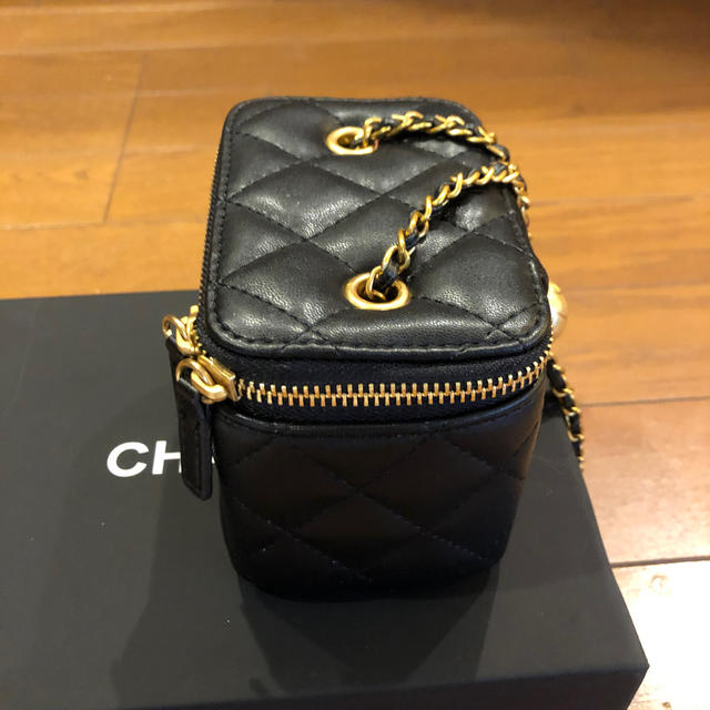 CHANEL(シャネル)のにゃん様専用  バッグ チェーンバッグ チェーンウォレット  レディースのバッグ(ショルダーバッグ)の商品写真