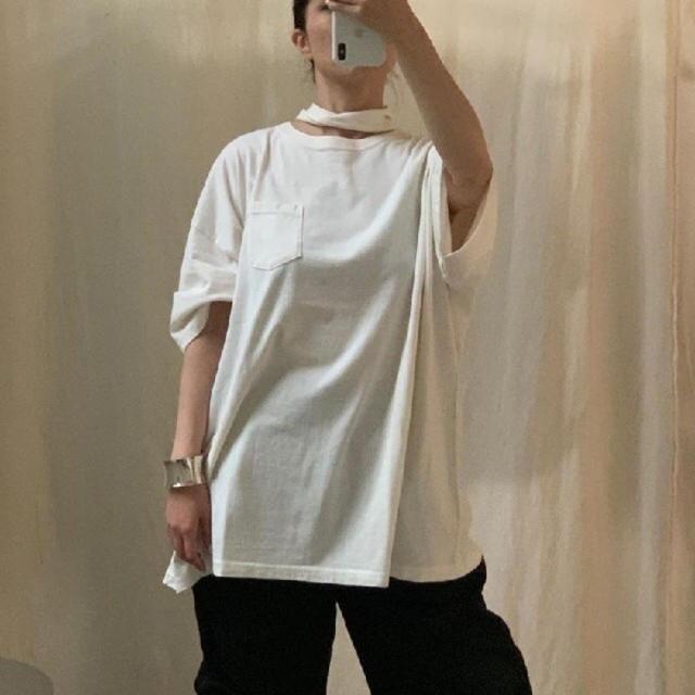 fumika uchida ×TANG TANG✳︎新品Tシャツ タグ付き レディースのトップス(Tシャツ(半袖/袖なし))の商品写真