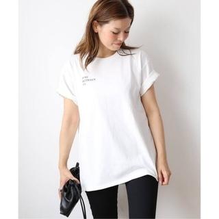 DEUXIEME CLASSE - 【CALUX/キャラクス】 JUST BETWEEN US Tシャツ 新品