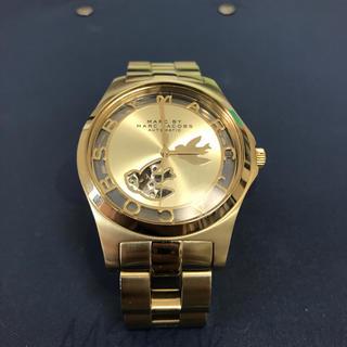 マークバイマークジェイコブス(MARC BY MARC JACOBS)のマークオブジェイコブス メンズ 自動巻き 腕時計(腕時計(アナログ))