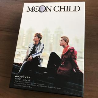MOON CHILD初回限定3枚組DVDガクトGacktハイドhyde(日本映画)
