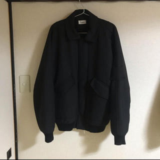 Maison Martin Margiela - Lownn 18aw bomber jacket 48