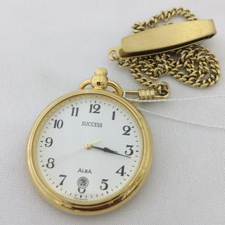 アルバ(ALBA)のセイコー アルバ ポケットウオッチ 懐中時計 AABU004(その他)