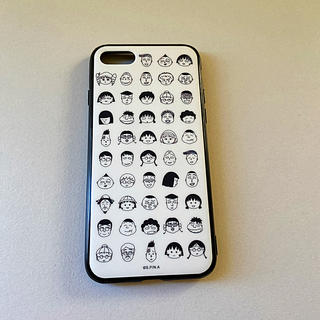 ちびまる子ちゃん スマホケース iPhone7.8対応(iPhoneケース)