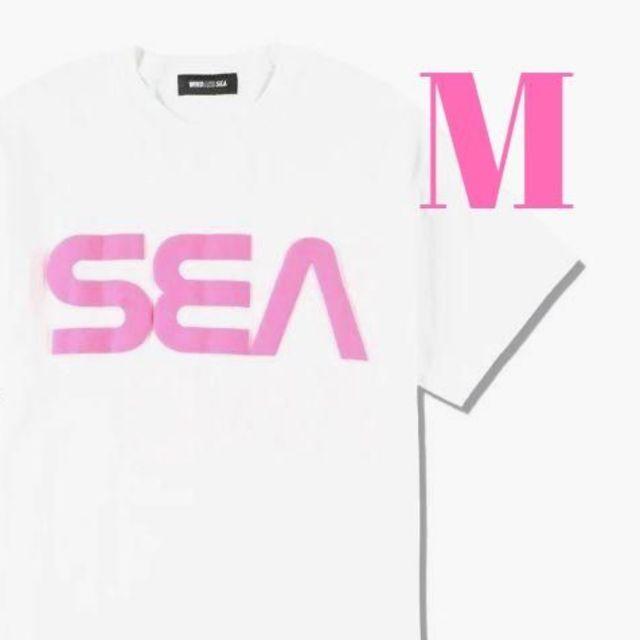 M WIND AND SEA SEA (SPC) T-SHIRT レディースのトップス(Tシャツ(半袖/袖なし))の商品写真