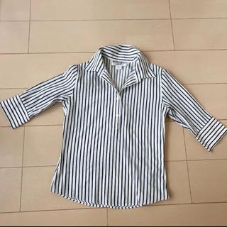 NATURAL BEAUTY BASIC - 美品❤︎【NBB】ストライプシャツ