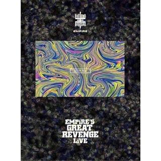 エンパイア(EMPIRE)の【新品】EMPiRE'S GREAT REVENGE LiVE(初回生産限定盤)(ポップス/ロック(邦楽))