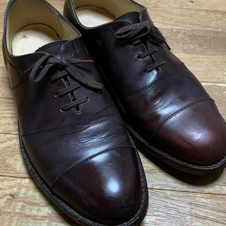 コムデギャルソンオムプリュス(COMME des GARCONS HOMME PLUS)のコムデギャルソンオム レザー  シューズ 革靴(ドレス/ビジネス)