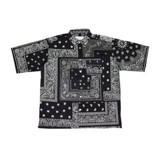 ヴィスヴィム(VISVIM)のmiyagi hidetaka BANDANA バンダナ ショートスリーブシャツ(Tシャツ/カットソー(半袖/袖なし))