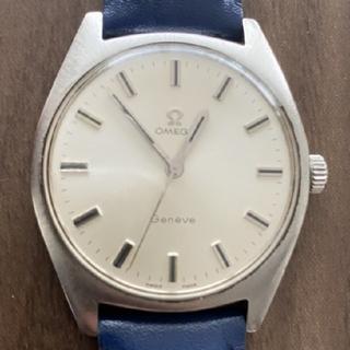 オメガ(OMEGA)の【美品】オメガ 手巻き腕時計(腕時計(アナログ))